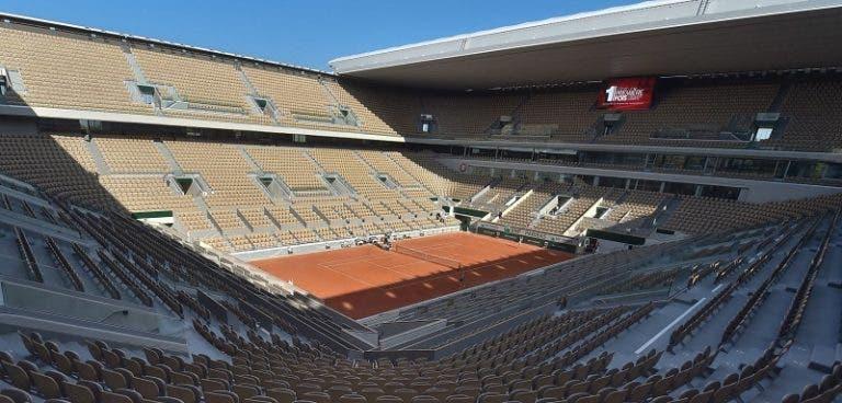 Roland Garros confirma datas e partilha planos quanto ao público