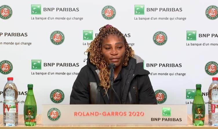 Serena e o melhor de todos os tempos: «Para mim é Jesus»