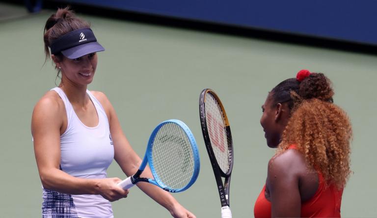 Serena Williams: «Se consegues dar à luz, podes tudo»