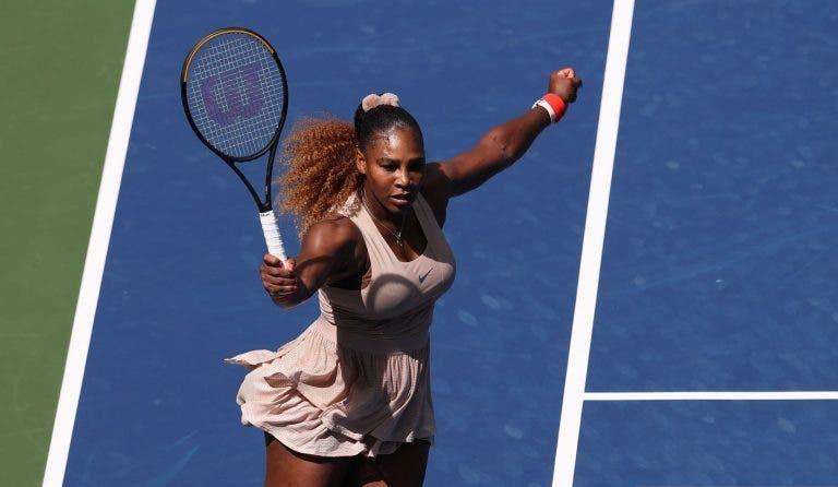 Serena Williams batalha rumo aos os 'quartos' do US Open pela 15.ª (!) vez