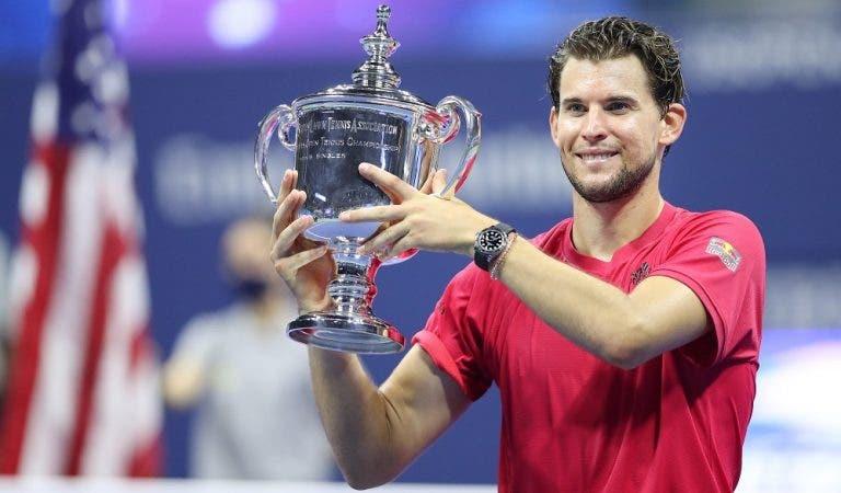 Thiem conquista primeiro Grand Slam no US Open após reviravolta histórica