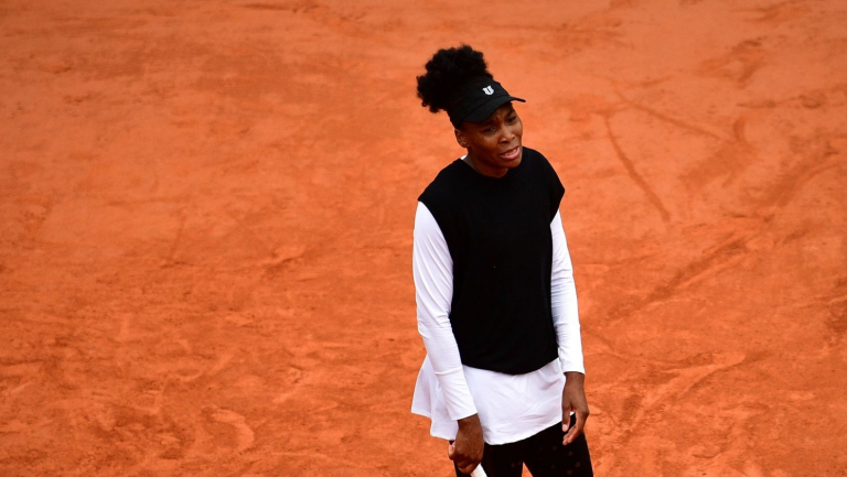 Venus Williams perde em Paris, coloca ponto final na época mas garante que vai voltar
