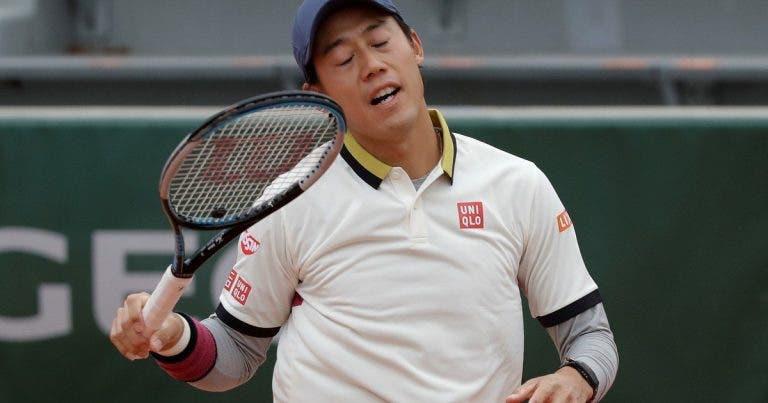 Nishikori também desiste de Viena e deixa… Bruno Soares à porta do quadro de singulares