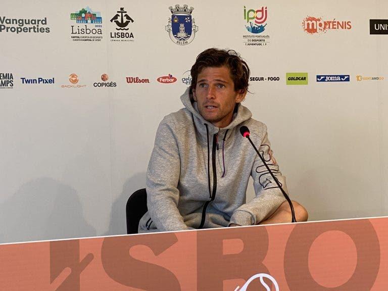 Pedro Sousa e a final no CIF: «Não fiz um mau encontro»