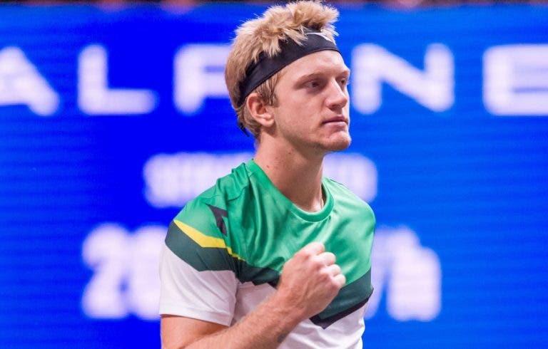 Davidovich Fokina sem medo: «É um rival muito duro… mas é possível ganhar a Djokovic»