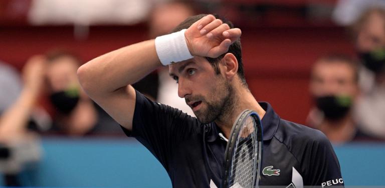 Djokovic: «Alcancei o que queria neste torneio, ser número 1 no final do ano»