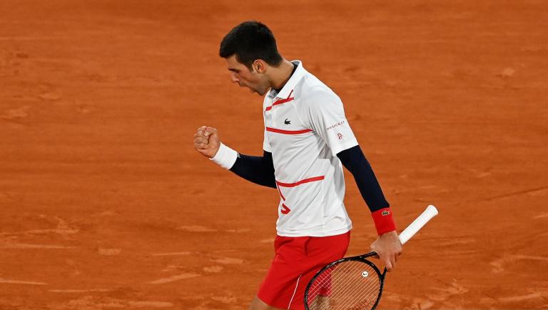 Djokovic elogia tenistas em cadeira de rodas: «São uma autêntica inspiração»