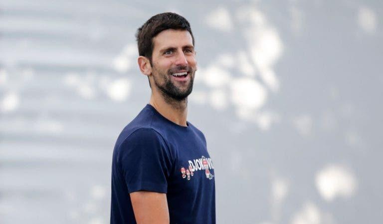 Djokovic compra mansão de luxo e muda-se para Marbella