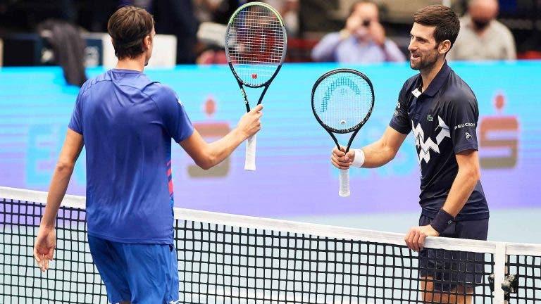 Youzhny critica Djokovic e acusa-o de ter perdido encontro de propósito