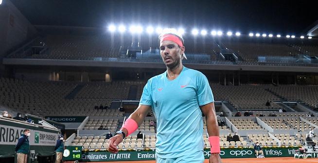 Nadal revela os jogos mais especiais dos 101 que realizou em Roland Garros