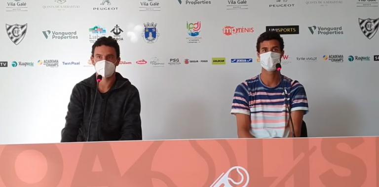 Gonçalo Oliveira feliz com 33.º título e de olho na Davis: «Têm de falar com o Rui Machado»