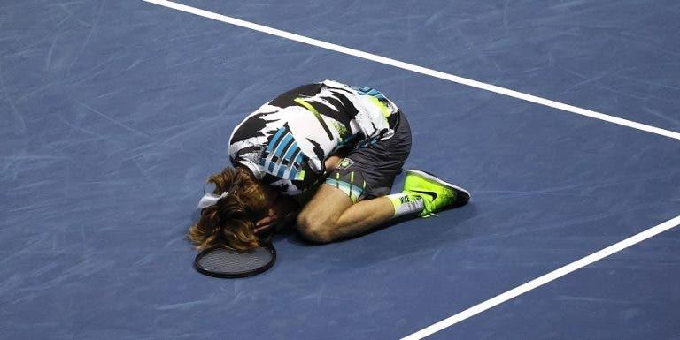 ATP de São Petersburgo deve mudar de categoria em 2021 e regressar ao 'normal'