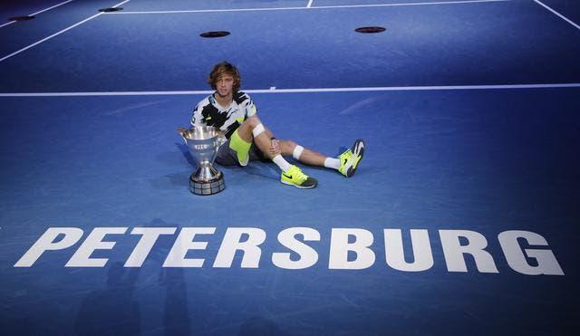 O comentário do diretor do ATP 500 de São Petersburgo que deixou toda a gente espantada
