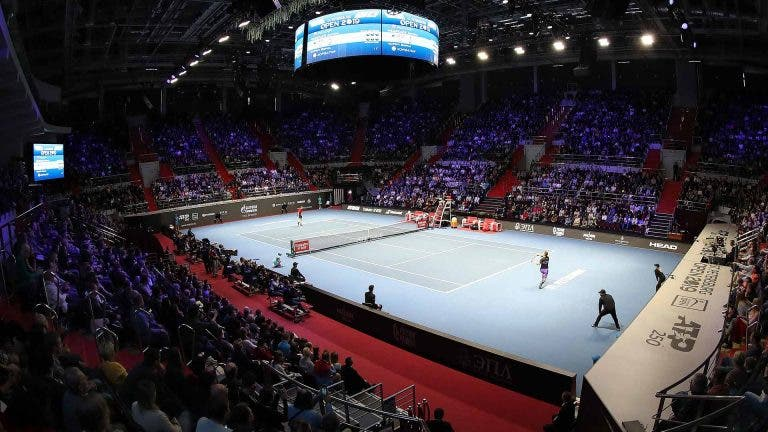 Quadro do ATP 500 de São Petersburgo já é conhecido e conta com jogos de luxo