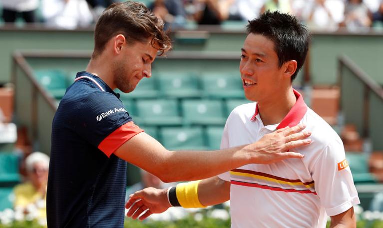 Thiem e duelo com Nishikori em Viena: «Espero que ele não esteja ao nível de há 2 ou 3 anos»