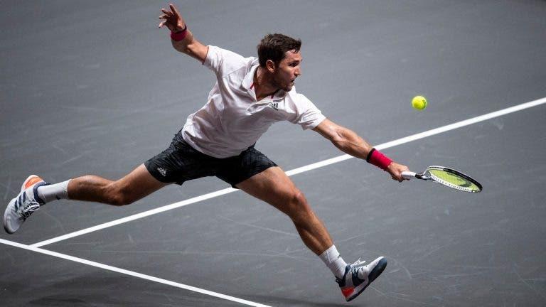 Do Porto Open para Colónia, Mischa Zverev voltou a bater um top 50 mais de dois anos depois