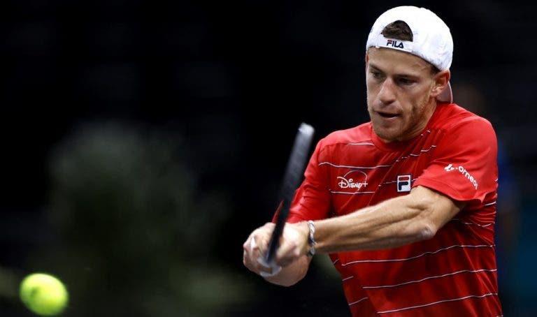 Schwartzman em estreia nas ATP Finals: «Tenho de esperar que o Djokovic não esteja num bom dia»