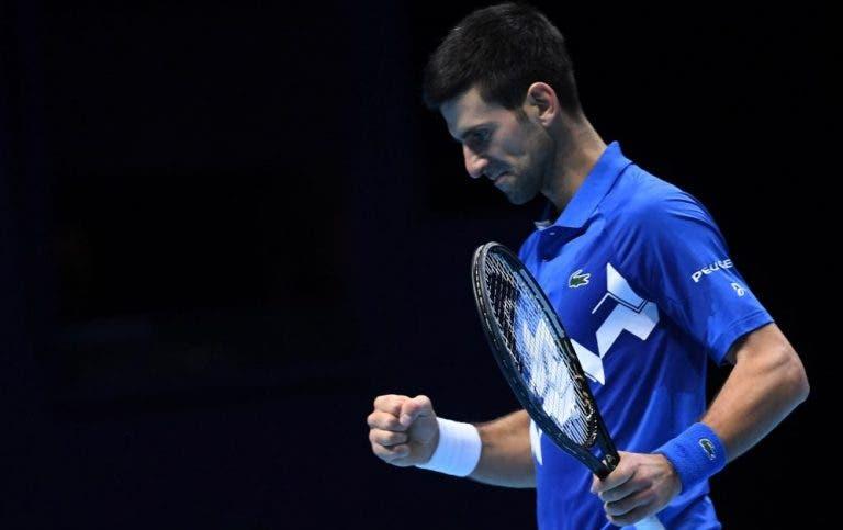 Djokovic quer desforra frente a Thiem: «Espero um final diferente desta vez»