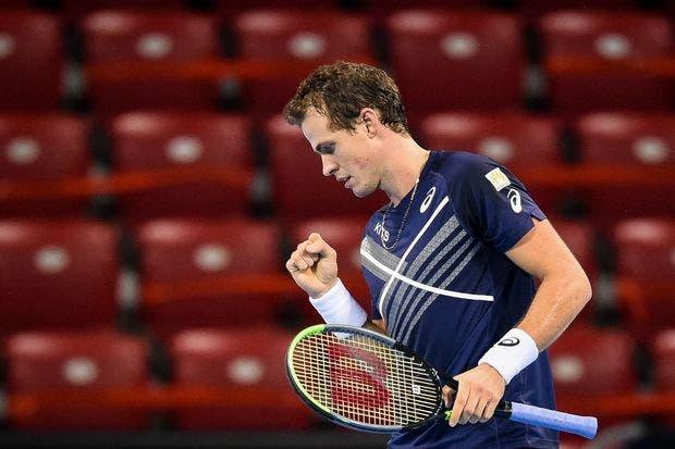 Pospisil defronta Sinner na final em Sofia e garante novo campeão no circuito ATP