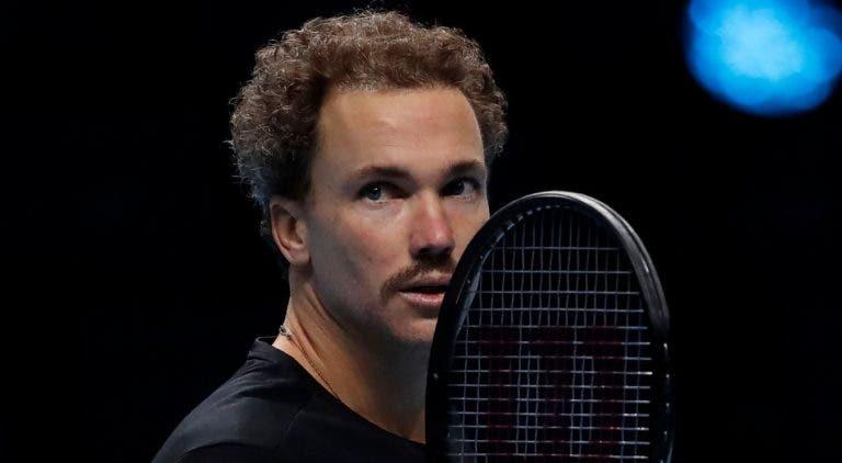Bruno Soares vence e está de 'olho' nas 'meias' das ATP Finals