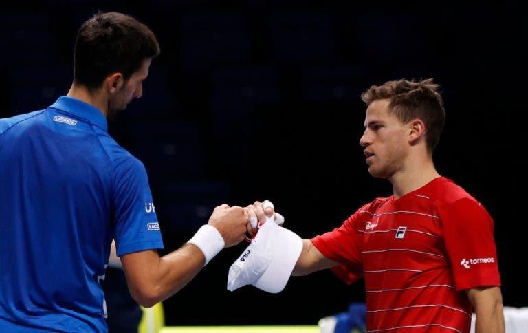 Schwartzman explica a razão para Djokovic querer regressar ao Player's Council