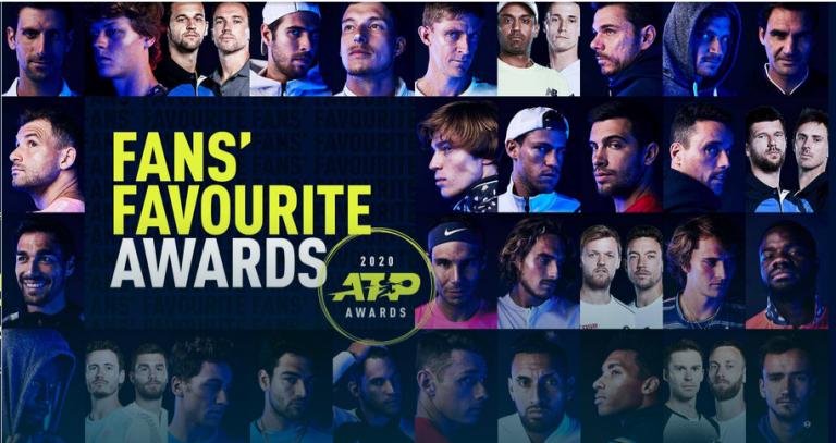Quem é o seu jogador favorito? Já pode votar no site do ATP