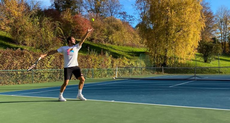 Ex top 12 mundial sem dúvidas: «Federer terá um 2021 muito complicado»