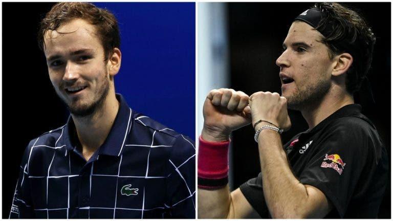 ATP Finals: seis (das muitas) razões pelas quais não pode perder a final