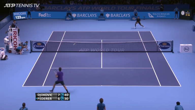 [VÍDEO] Os match points das 12 edições das ATP Finals em Londres