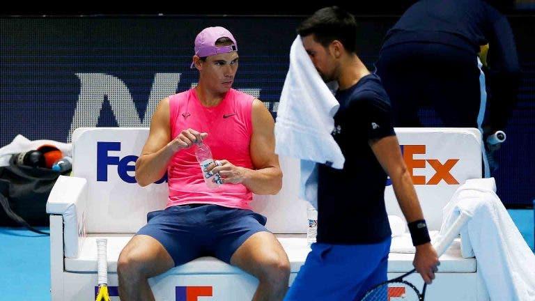 Djokovic tem opinião diferente de Nadal: «Não vejo motivo para continuarmos com 5 sets em Grand Slams»