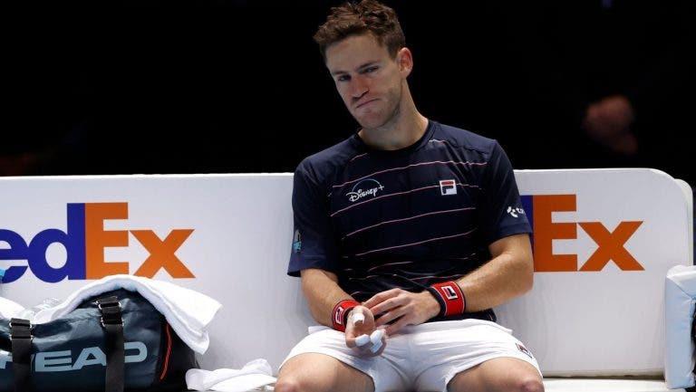 Schwartzman: «Mereci vir às ATP Finals, mas se quiser voltar tenho de melhorar»