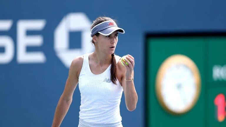 Cirstea e Siniakova defrontam-se na final do (fortíssimo) ITF do Dubai