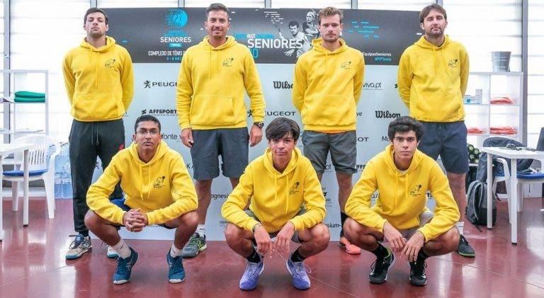 CT Faro conquista título nacional de equipas com ajuda de um espanhol top 150 ATP