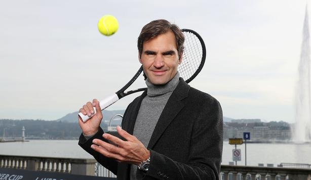 Federer continua a investir e cria mais quatro sub-marcas