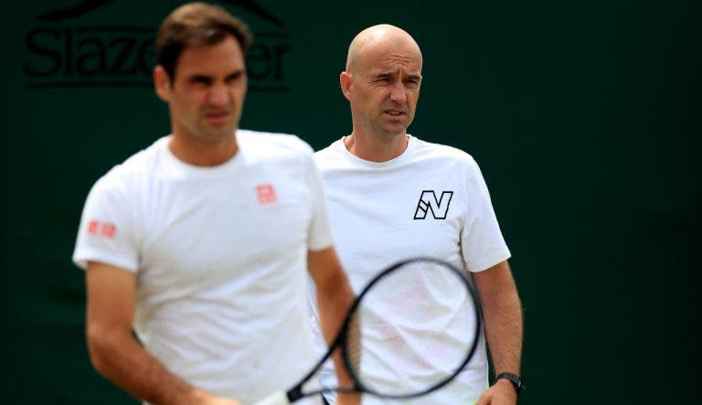 Ljubicic: «Federer gostava de ficar a jogar ténis para sempre»