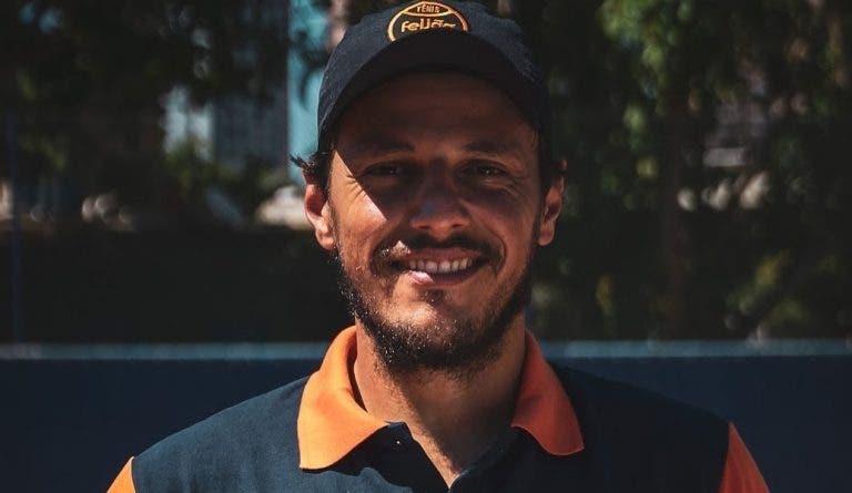 Banido do circuito para sempre, João Souza continua ligado ao ténis e abre clube