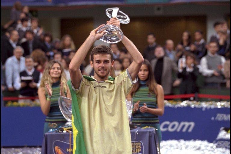 Guga subiu ao topo do Mundo há 20 anos: «Portugal foi fundamental»