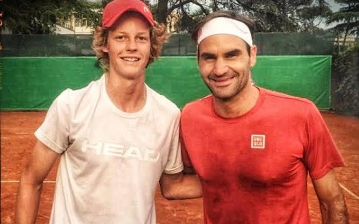 Sinner sem dúvidas: «O meu maior sonho é vencer o Federer em Wimbledon»