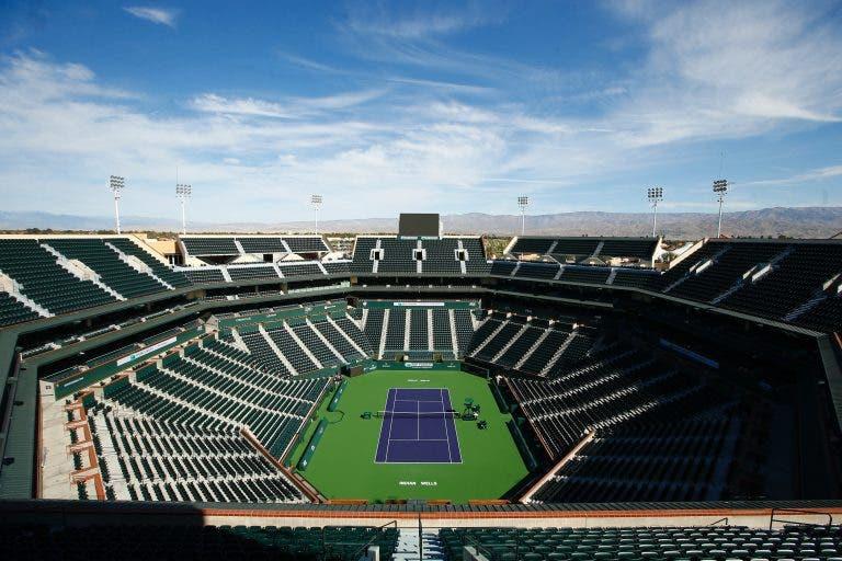 ATP divulga calendário com Indian Wells confirmado em outubro e porta aberta a Xangai