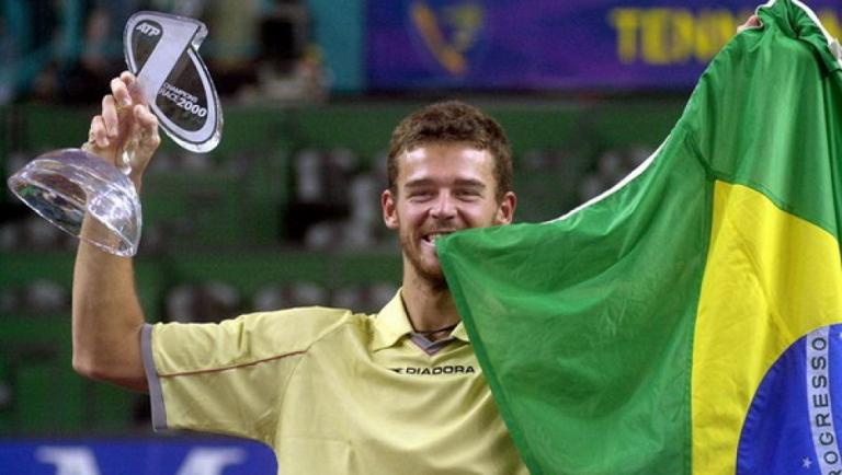 Faz hoje 20 anos: Guga conquistou a Tennis Masters Cup em Lisboa
