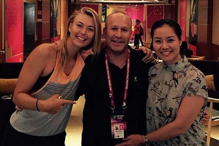 Agente de Sharapova arrasa WTA: «Tantos torneios na China são um erro»