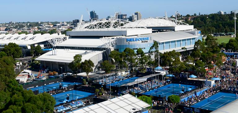 WTA 500 de Melbourne podem ser adiados por dois dias