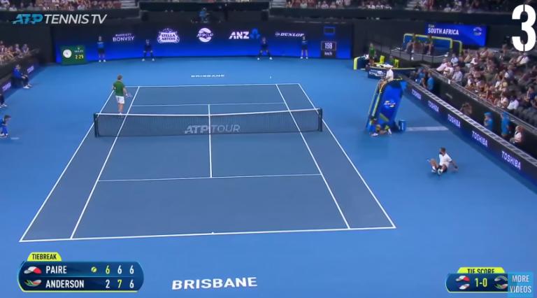 [VÍDEO] Imperdível: os 50 melhores pontos de 2020 no circuito ATP