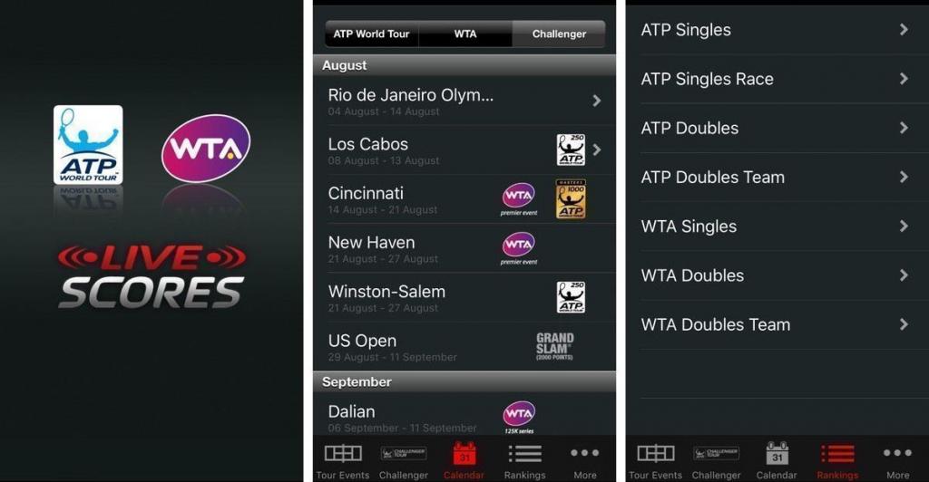 wta atp app