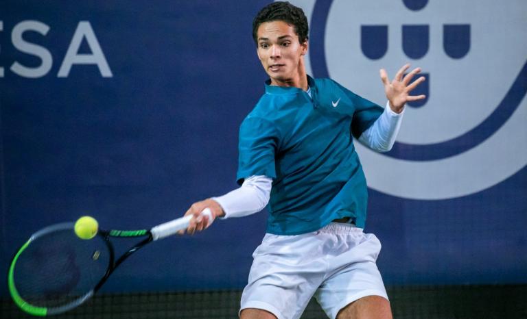 Borges-Aráujo: final de campeões nacionais nos Masters FPT