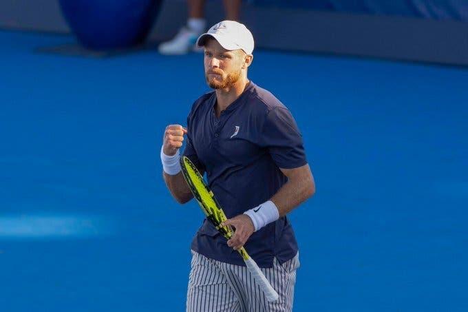 Harrison vinga irmão rumo à primeira meia-final ATP e garante subida de… 444 (!) lugares no ranking