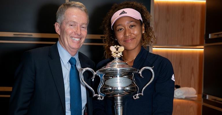 Diretor do Australian Open admite: «É normal que os jogadores de topo sejam favorecidos»