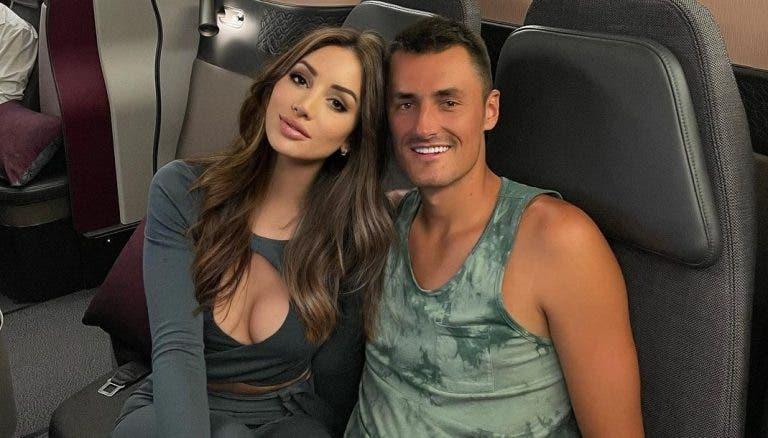 Namorada de Tomic ameaçada de morte após críticas aos Australian Open
