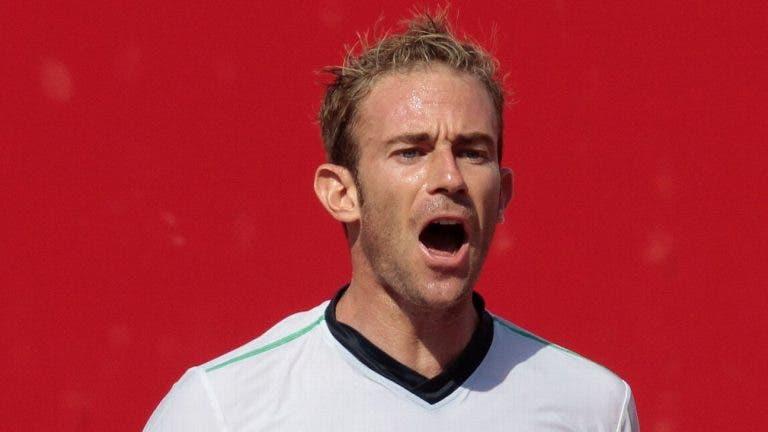 Ex-top 25 mundial é o novo capitão italiano da Taça Davis