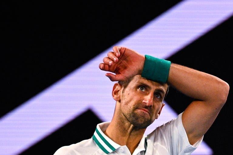 ATP reage de forma dura aos anúncios da PTPA de Djokovic: «Estão a dividir os jogadores»